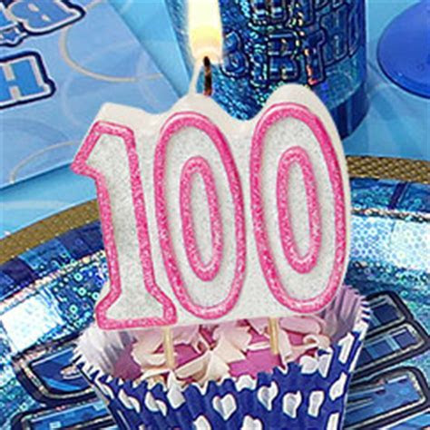 100th Birthday Party Themes & Ideas   Party Supplies