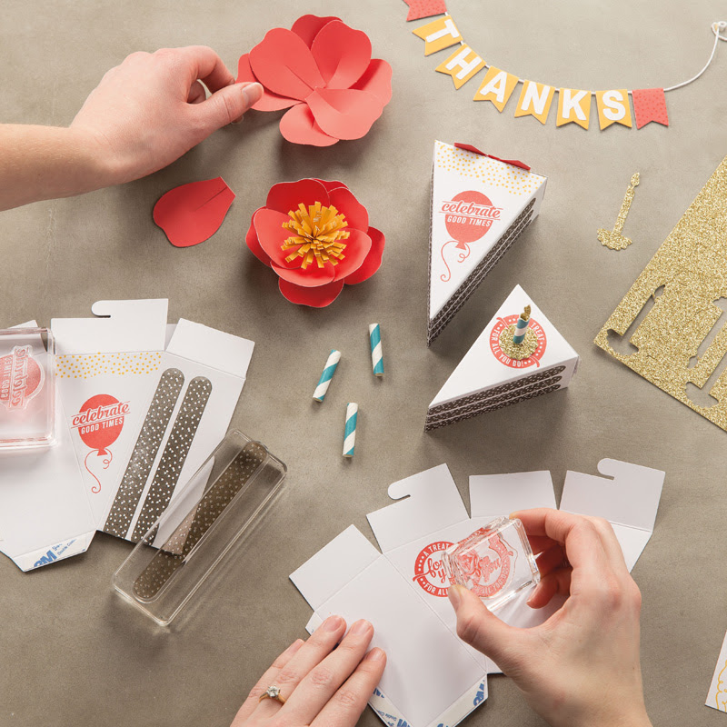 Sweet Stack Project Kit  by Stampin' Up!