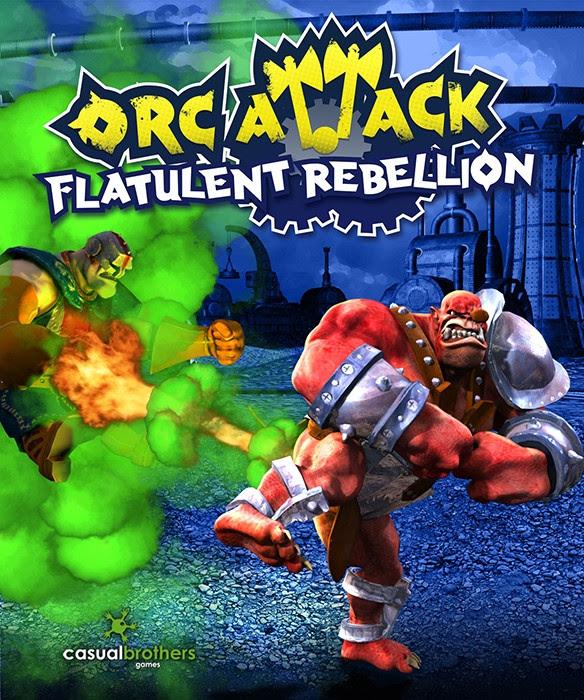 Orc Attack Flatulent Rebellion CODEX