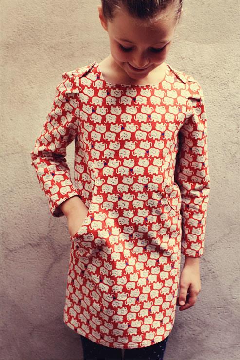 Elephant Dress #5