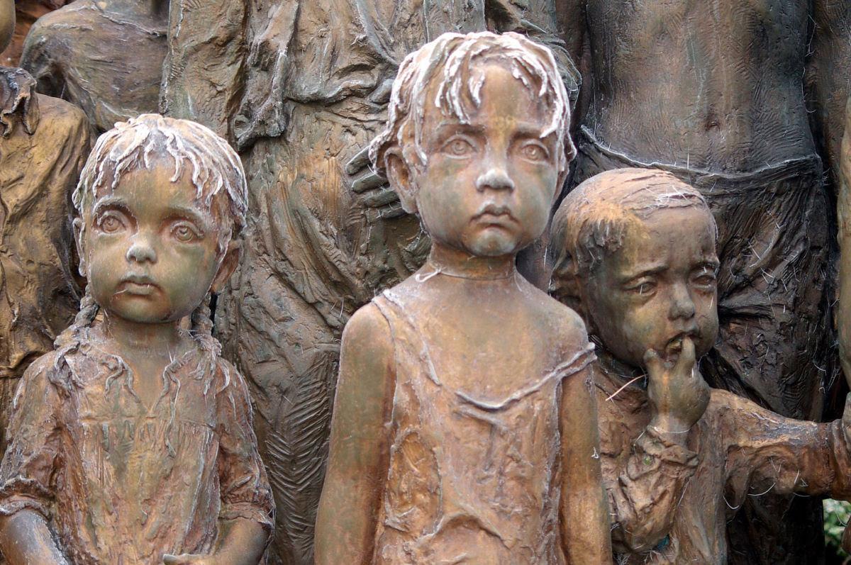 Memorial das Crianças Vítimas de Guerra em Lidice 04