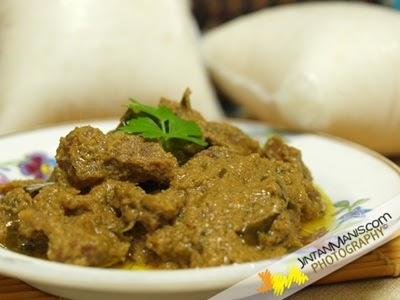Resepi Rendang Daging Negeri Sembilan Chef Ismail Resepi Merory Sedap Betul