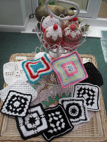 Wonderful Squares from Rachael for SIBOL. Thank You!