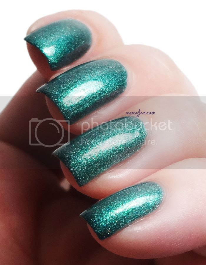 xoxoJen's swatch of Glam Polish Elf
