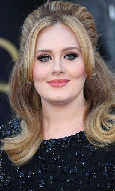 idea  frank carboni  adele adele hair hairstyles