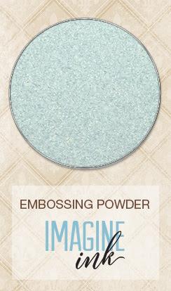 Embossing Powder - Breeze
