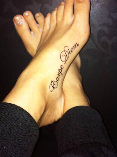24 Tatuajes De Carpe Diem Que Inspiran Significados Tatuajes