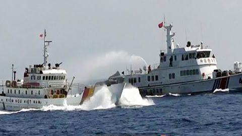 Philippines, Scarborough, TQ, giàn khoan, Hải Dương 981, Biển Đông, ASEAN, chủ quyền, Hoàng Sa, Gạc Ma, CNOOC, kiểm ngư, cảnh sát biển, dầu khí