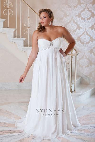 10 plus size wedding dresses under $500   Chatelaine