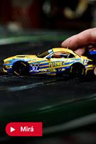 Docs | La fiebre de las carreras en miniatura