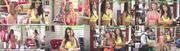Mel Fronckowiak e Lana Rodes sensuais na novela Rebelde