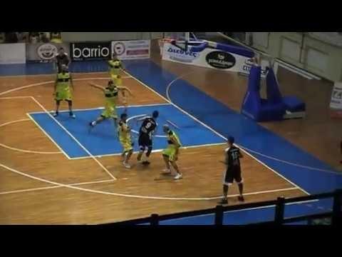 Στιγμιότυπα από τον αγώνα Νικόπολη-Ιωνικός για την Γ΄ Εθνική ανδρών
