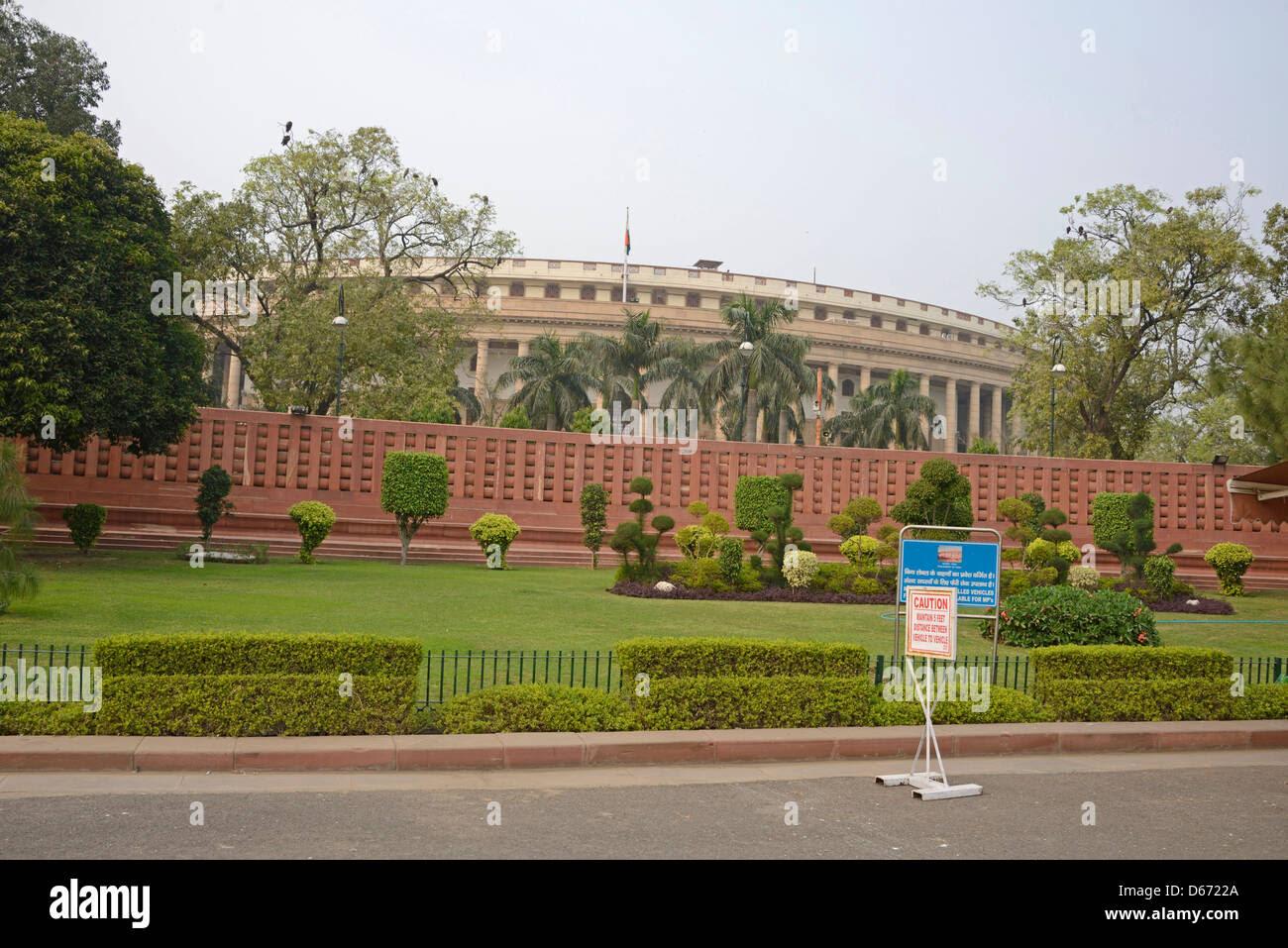 Architect Of Parliament House New Delhi | Modern Design