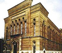 The Great Synagogue of Stockholm