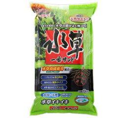 GEX お一人様3点限り 水草一番サンド 8kg (グリーン) ジェックス【HLS_DU】 関…