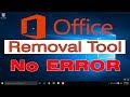 Office 2016/Office 365 Easy Removal Tool
