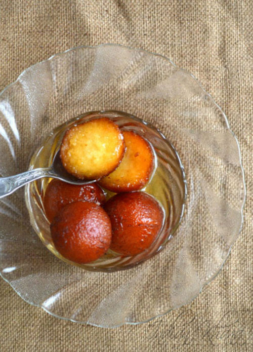 Milk Powder Gulab Jamuns
