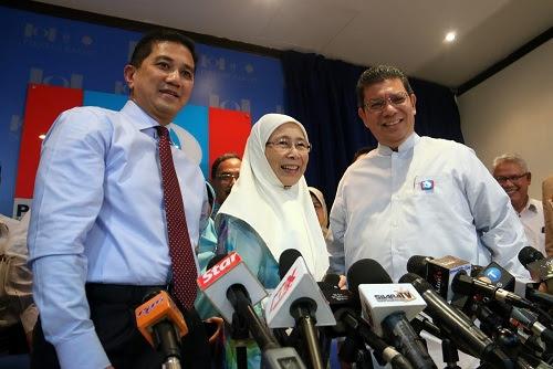 'Siapakah pengganti Anwar Ibrahim?'