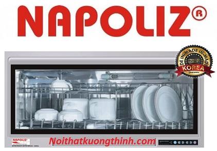 Những lý do bạn nên sử dụng máy sấy bát Napoliz NA 820D