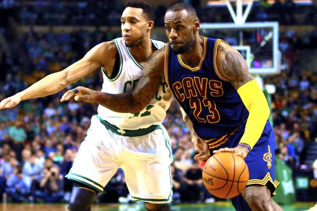 Cavaliers vs. Celtics: Game 3 Score and Twitter Reaction from 2015 NBA Playoffs