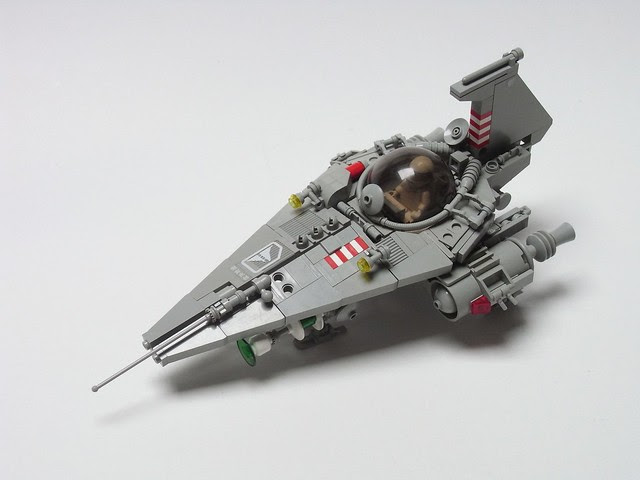 """BCS starfighter """"Santerio MKII"""""""