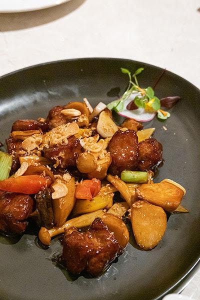 Yi Jereme Leung Dinner