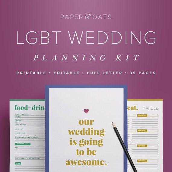 1000+ ideas about Lgbt Wedding Planning on Pinterest ...