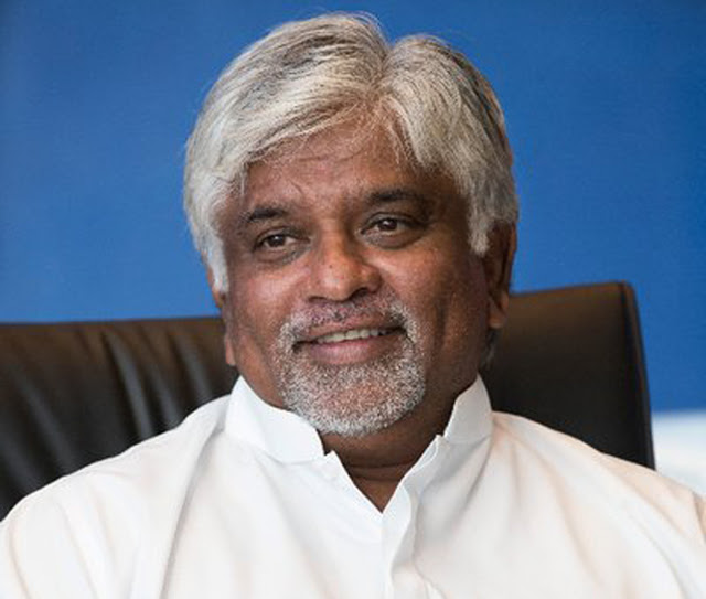 Petrol crisis will end by noon, Nov. 9: Arjuna Rantunga