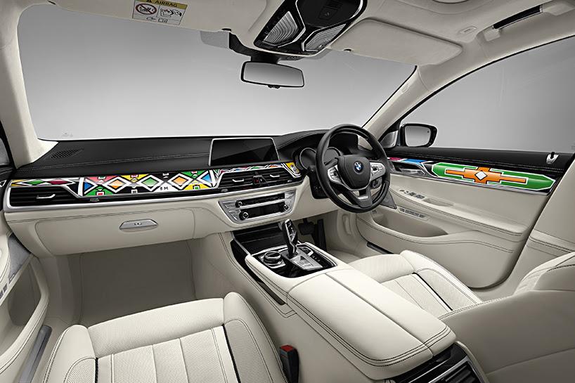 esther mahlungu BMW designboom
