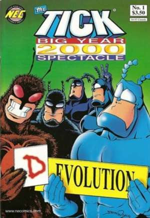 Tick's Big Year 2000 Spectacle (2000) #1