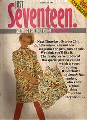 Just Seventeen, October 13, 1983