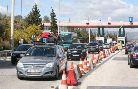 Κορινθία: Αλλάζουν θέση τα διόδια στο Ζευγολατιό - Τι πρέπει να ξέρουν οι οδηγοί...