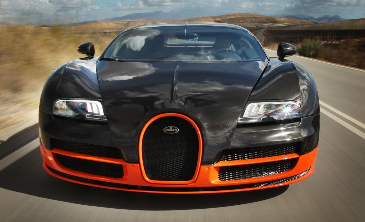 Тюнинг Bugatti Veyron 2005, фото тюнинга Бугатти Вейрон Купе 2005 года