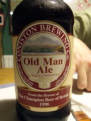 Coniston, Old Man Ale, England