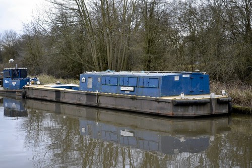 Woodhouse @Hatton Locks, Grand Union Canal