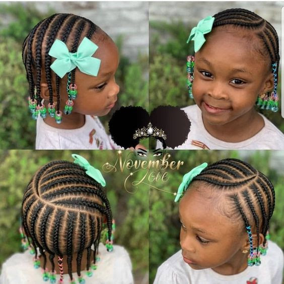 Cute Hairstyles For Black Babies With Short Hair Stylesummer