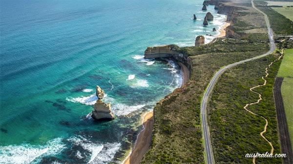 A Grande Estrada do Oceano – Austrália