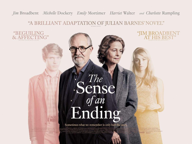 Ένα κάποιο τέλος (The Sense of an Ending) Quad Poster Πόστερ