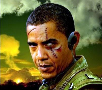 Barack Obama killer