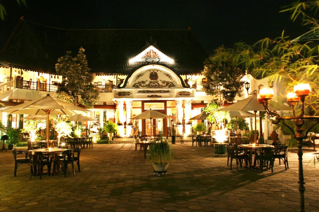 10 Restoran di Jogja dengan Pemandangan dan Nuansa Istimewa