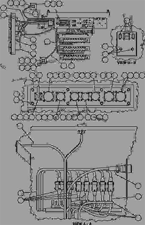 EG4133 HARNESS - ENGINE DIAGNOSTIC - eg4133 - Komatsu