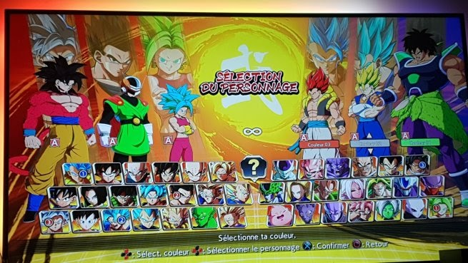 Mod V4 Dragon Ball Fighter Z Released