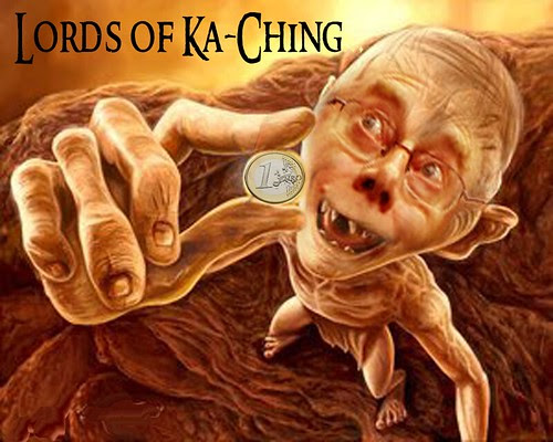 LORDS OF KA-CHING by Colonel Flick