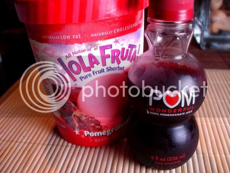 Pink Pomegranate Daiquiri