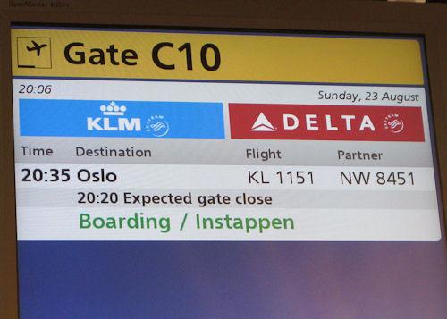 boarding :: instappen