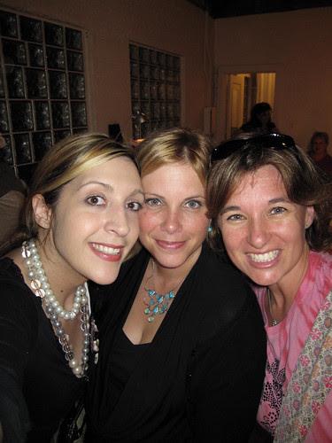 Me, Sandy and Gina!