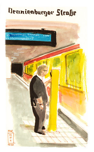 Metro Oranienburger Straße