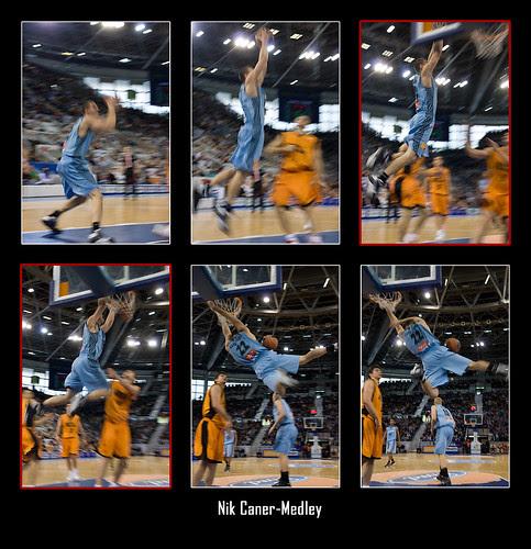 Nik Caner-Medley