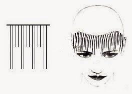 cat toc nu nang cao nguyen ly thiet ke 2 Cắt tóc nữ nâng cao: Nguyên lý thiết kế