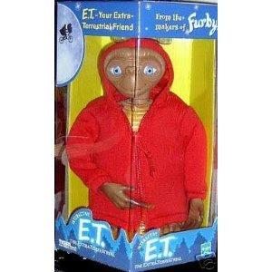 E.T. The Extra-Terrestrial Furby